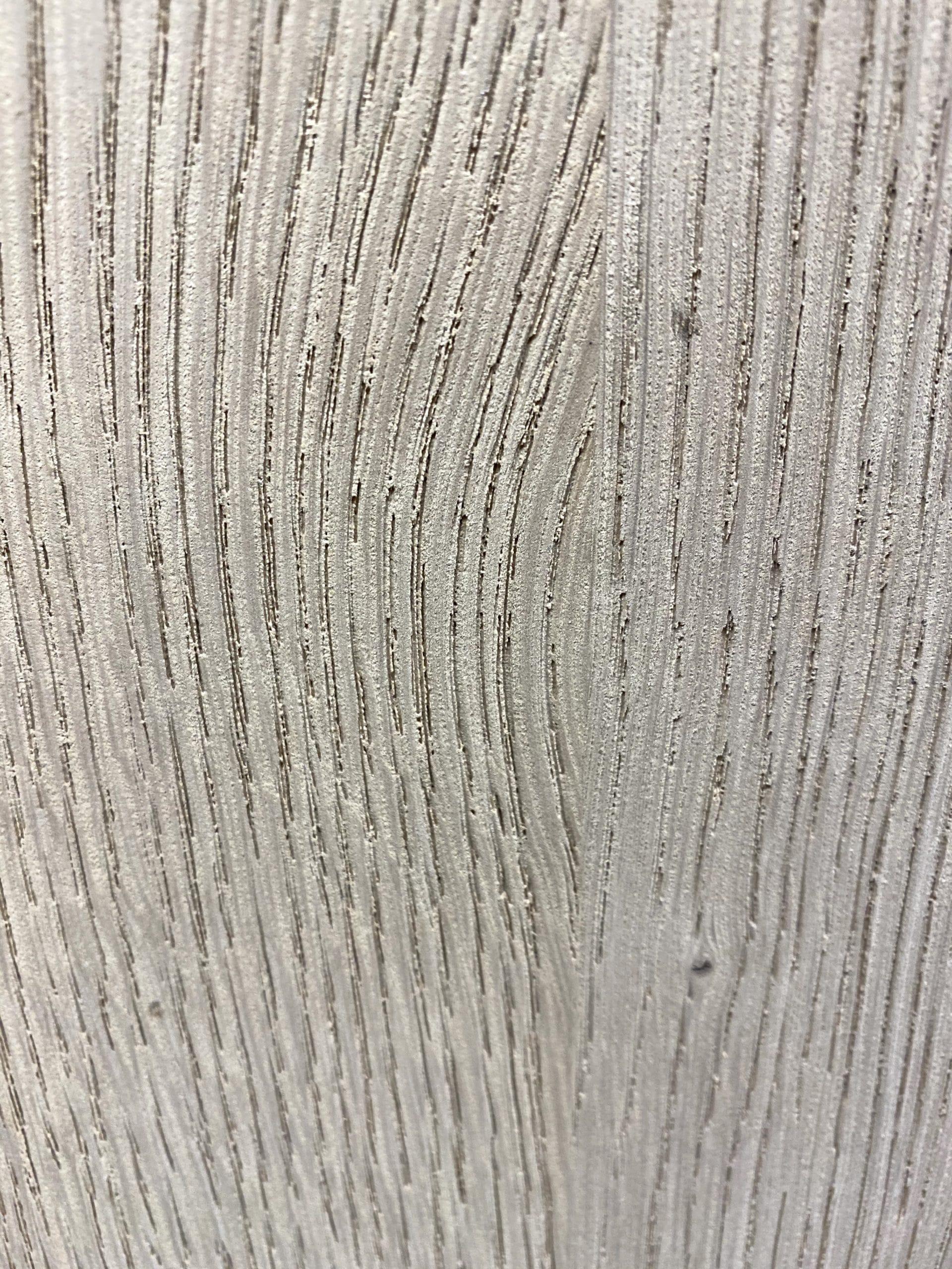 Le veinage du chêne est nettoyer en profondeur