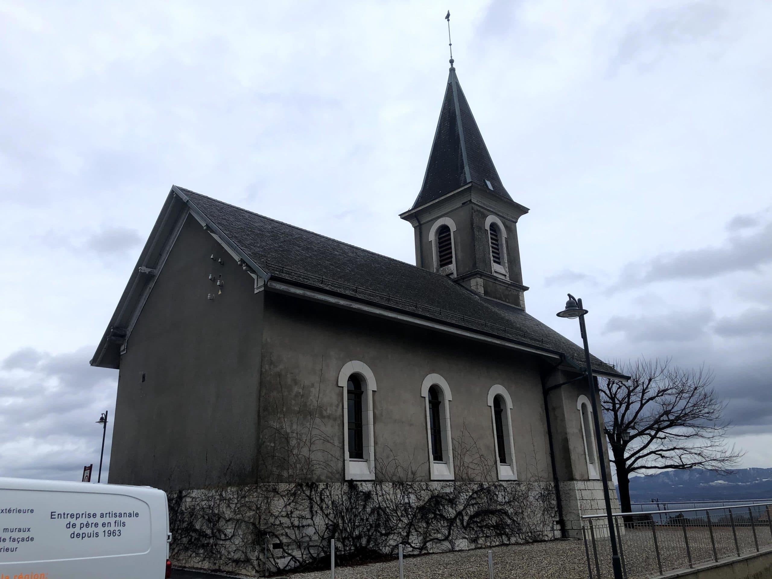 Eglise de Gilly Canton de Vaud