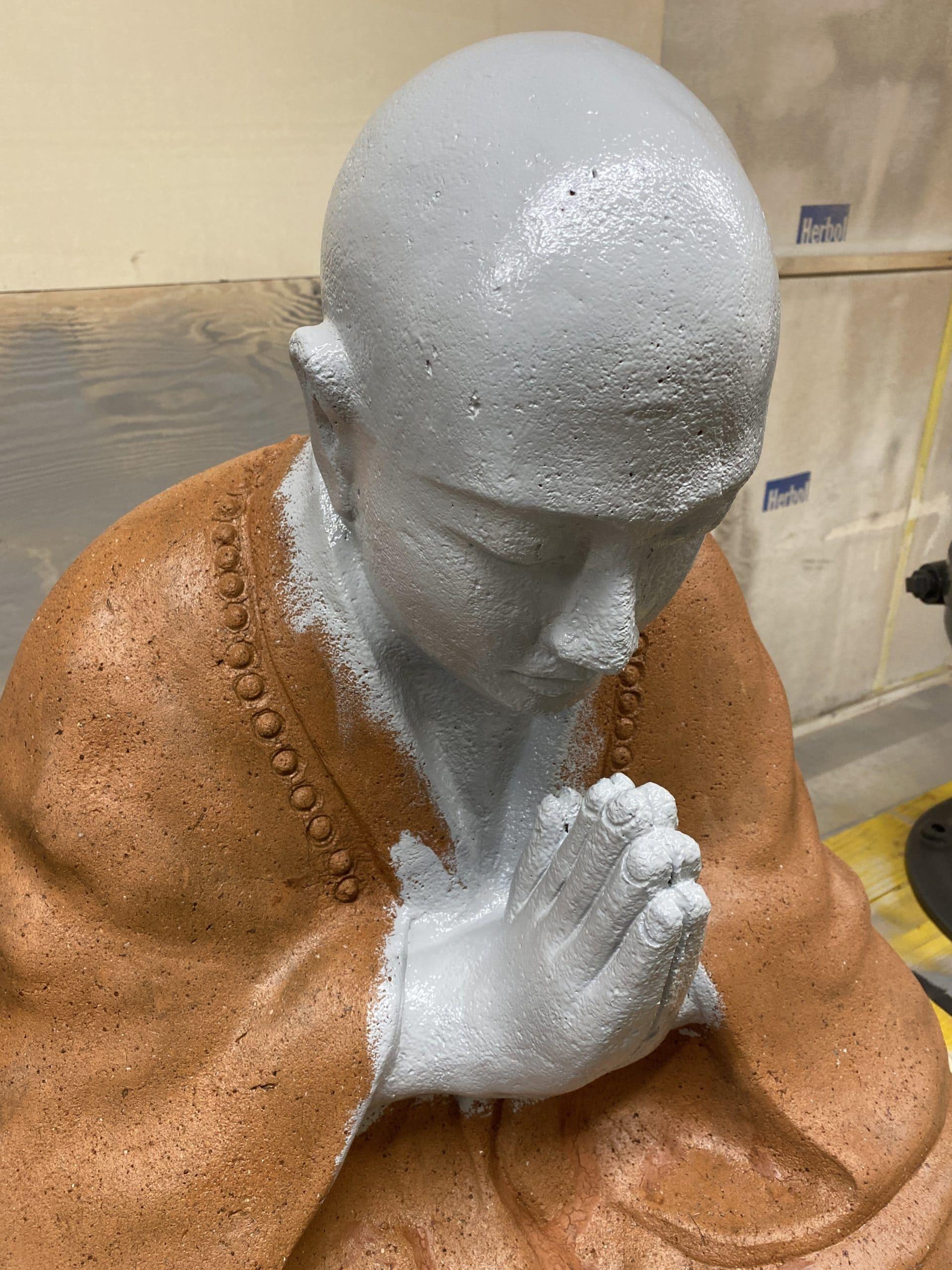 2ème couche de peinture époxy à 2 composants synthétiques