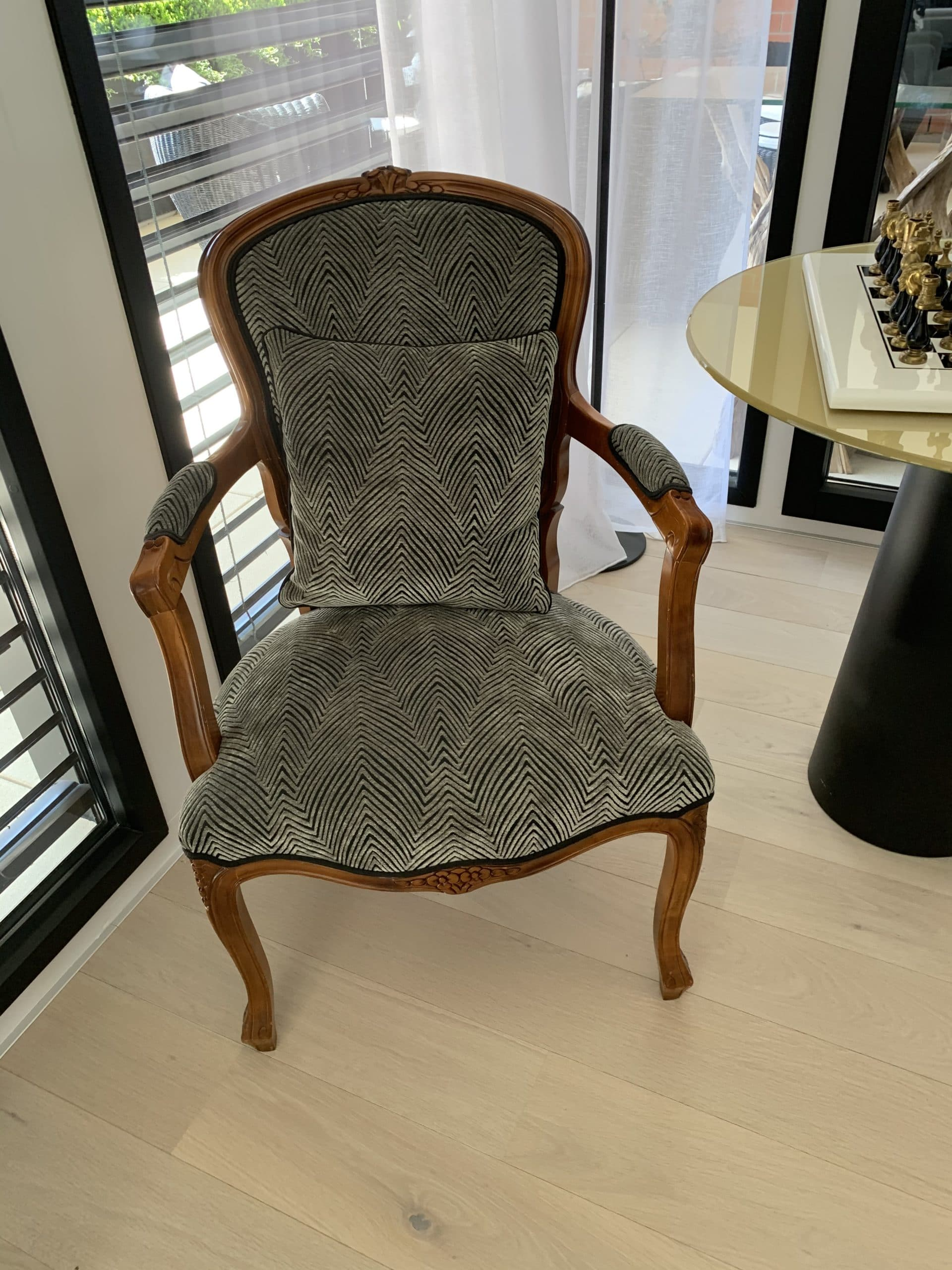Chaise d'origine